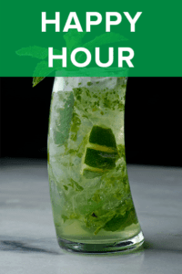 Happy Hour Drink Specials at Asian Mint, Dallas TX