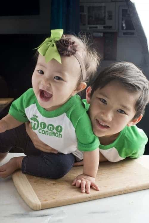 Knox and Skye of Asian Mint, Dallas TX