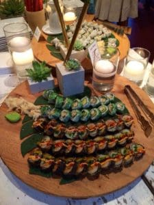 Sushi Catering by Asian Mint, Dallas TX