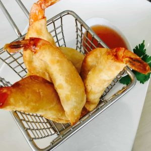 Shrimp Rangoon from Asian Mint