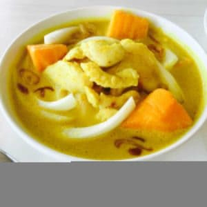 Yellow Curry from Asian Mint