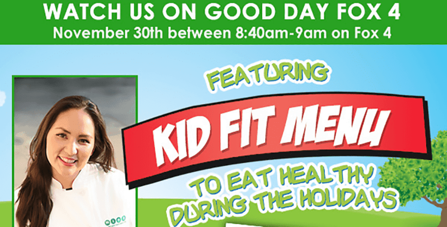 Asian Mint Joins TRAEF's Kids Fit Menu Program