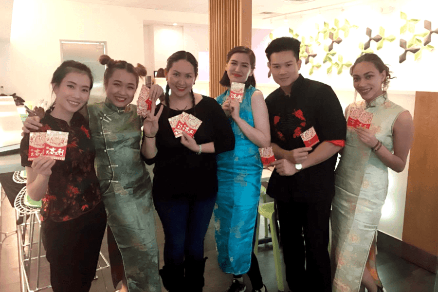 Asian Mint Chinese New Year Celebration a Success