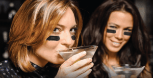 LADIES ONLY - SUPER BOWL PARTY & FUNDRAISER