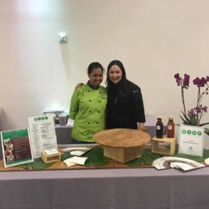 Asian Mint Supports Les Dames D'Escoffier Dallas Event