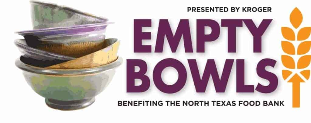 North Texas Food Bank Empty Bowls Event - Dallas, TX