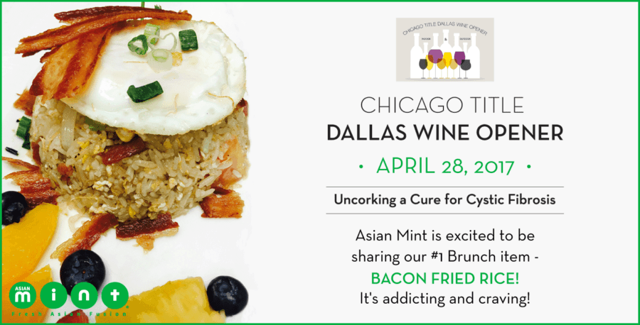 Fundraiser to Fight Cystic Fibrosis: Dallas Wine Opener
