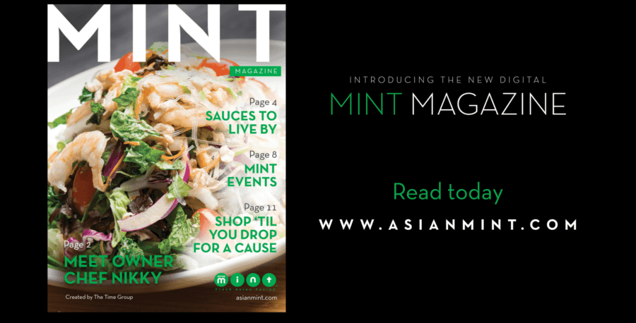 Asian Mint Dazzles Guests with Cuisine and Rewards Them with Huge Shopping Discounts from TheShops.TV