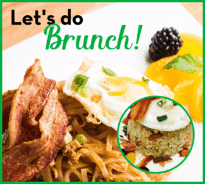 Let's do Brunch at Asian Mint