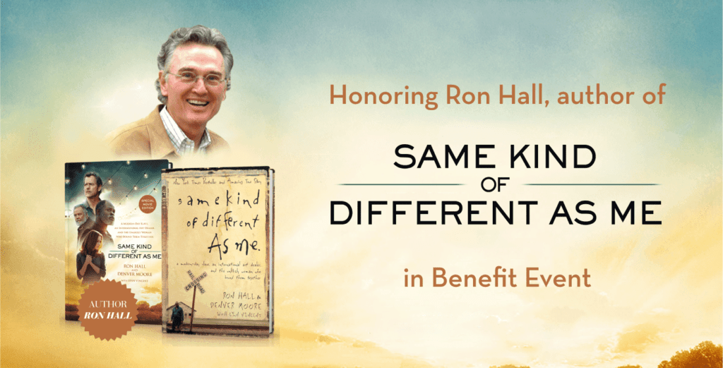 Exclusive Culinary Dinner Honoring Author, Ron Hall to Benefit UGM Dallas and the eWomenNetwork Foundation
