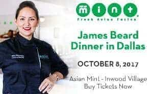 James Beard Dinner in Dallas