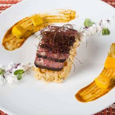 Beef Short Ribs with Panang Curry Sauce