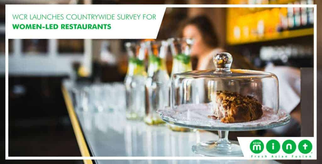 Asian Mint Women Led Restaurant Survey