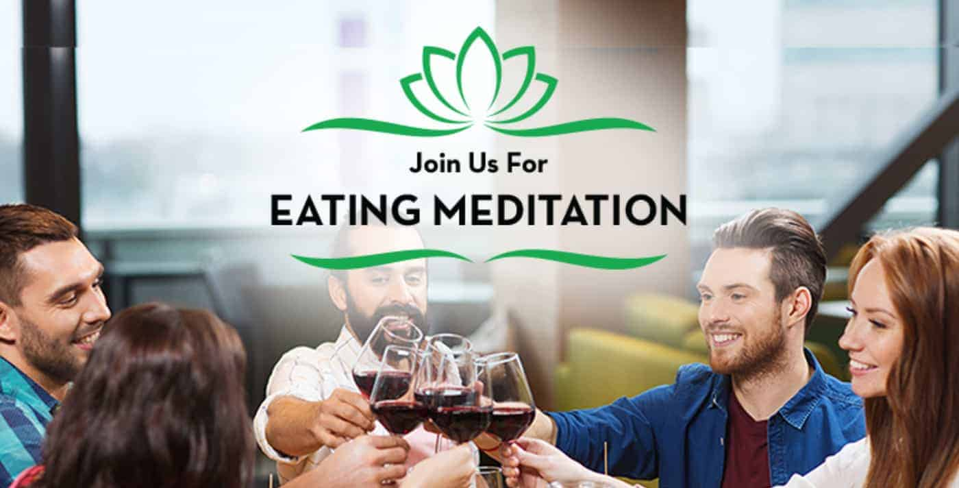 Start 2019 Right with a Guided Eating Meditation Dinner at Asian Mint