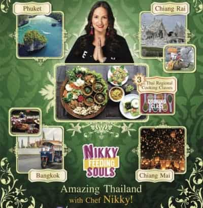 THAILAND TRIP WITH NIKKY