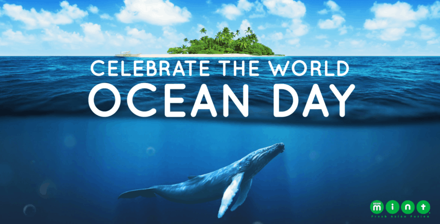 Celebrate the World Ocean Day!