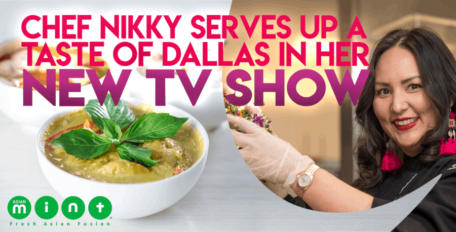 Chef Nikky Serves Up a Taste of Dallas in Her New TV Show