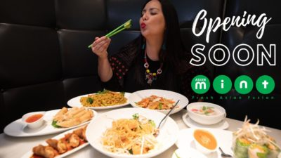 Asian Mint Opens 4th Location Richardson