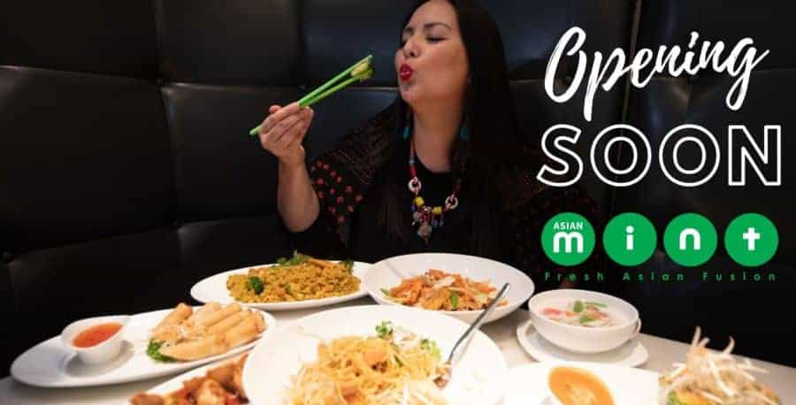 Asian Mint Opens 4th Location in Richardson September 2019 - CONGRATULATIONS!