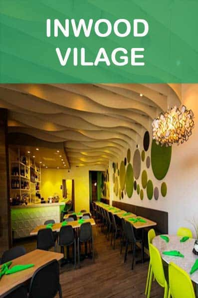 Asian Mint Soiree at Inwood Village