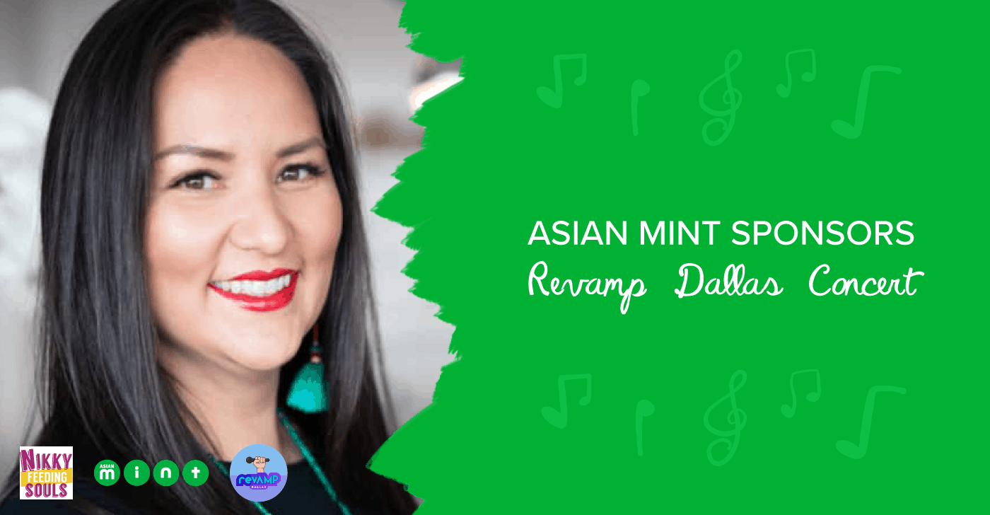 Asian Mint Sponsors RevAMP Dallas Concert