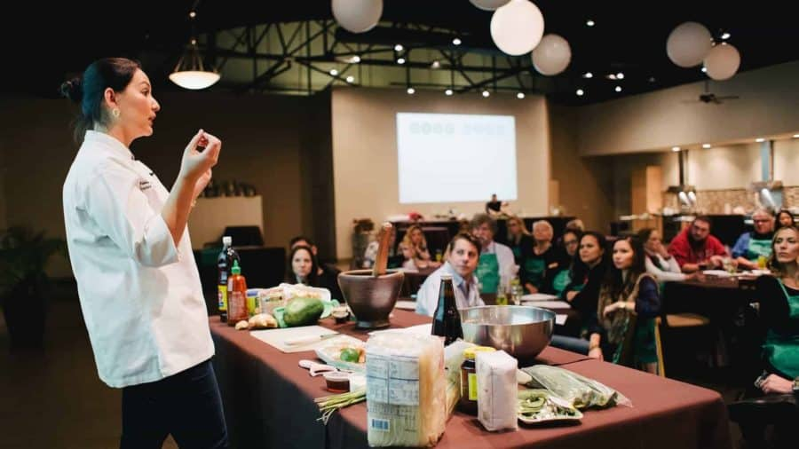 Asian Mint Cooking Classes Tackles Tom Kha/Tom Yum and Fried Rice in February