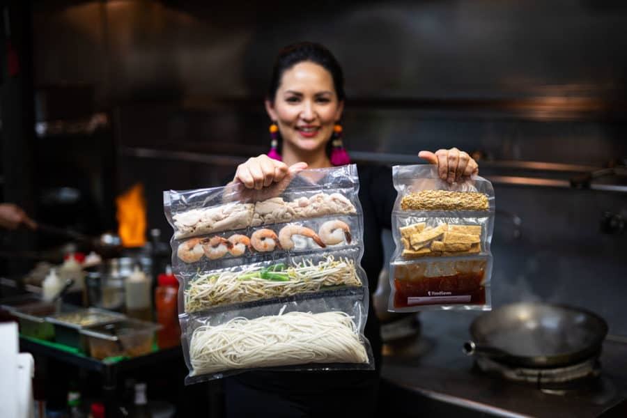 Satisfy Your Thai Food Cravings with Asian Mint's ChefMint Meal Kits