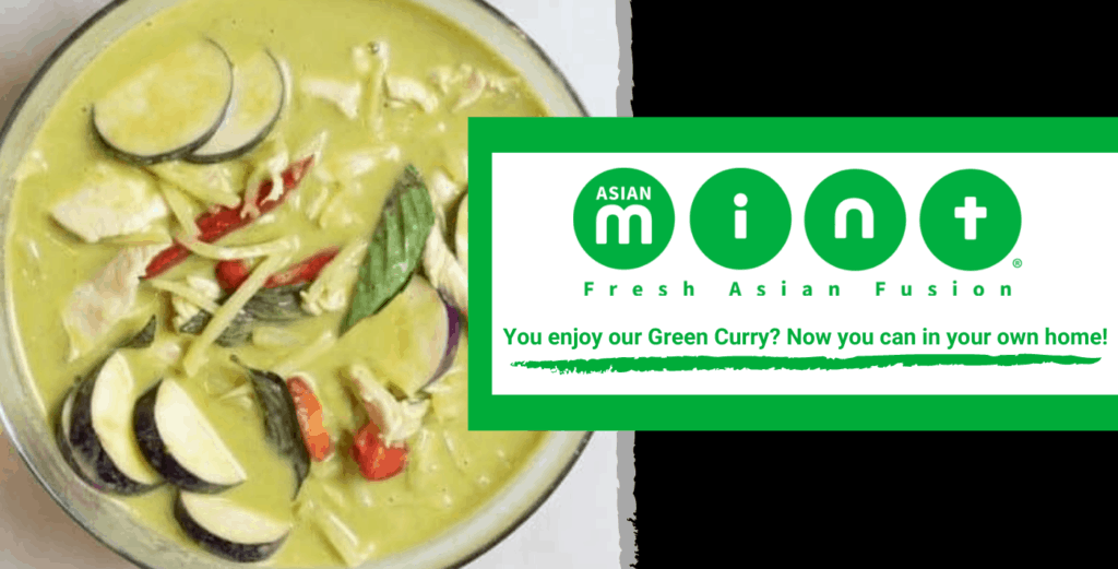 ChefMint 5 Brings Asian Mint's Signature Green Curry to Your Home