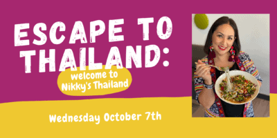 escape to thailand