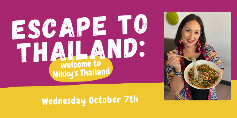 Escape to Thailand, Part 1 Recap: Chef Nikky Shares Tips for Tweaking Soup