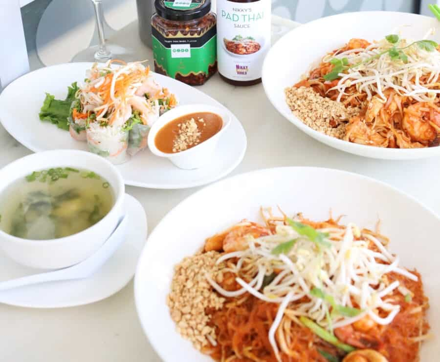 Celebrate National Pad Thai Day Your Way with Asian Mint