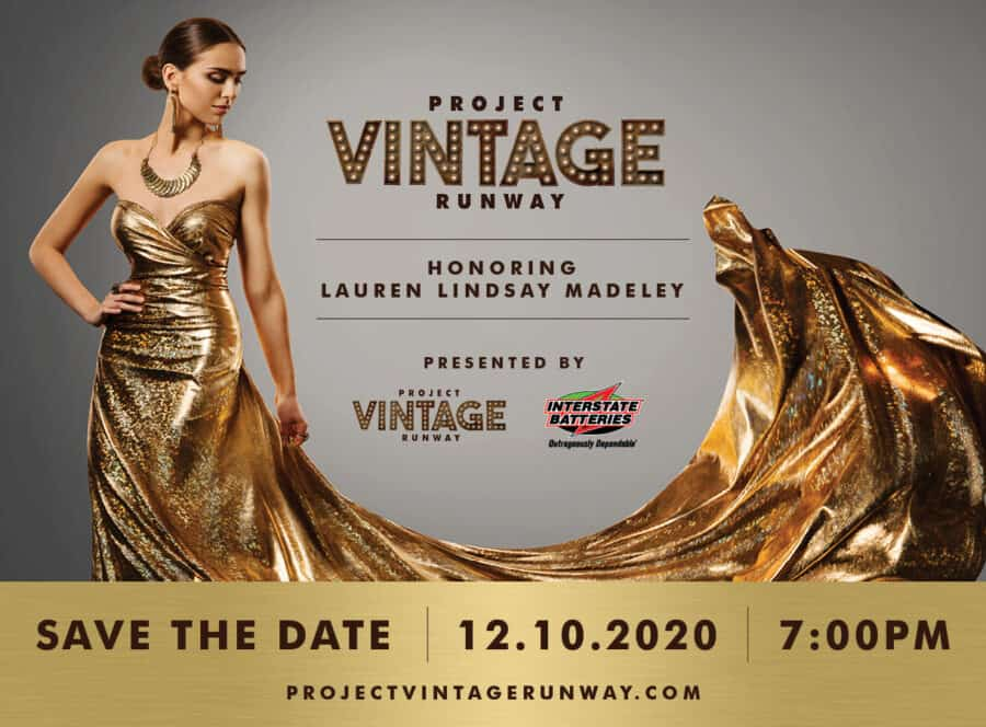 Asian Mint Supports Project Vintage Runway: Homeless to Hopeful Fashion Show Benefitting UGM Center of Hope