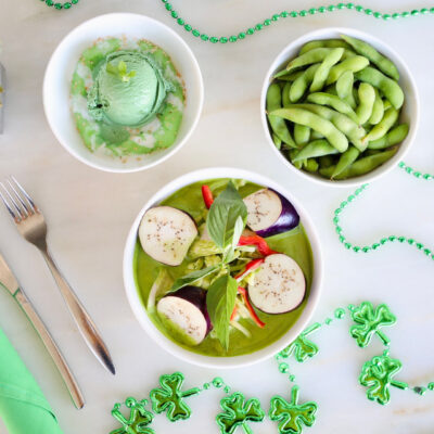 St. Patrick's Day Meal