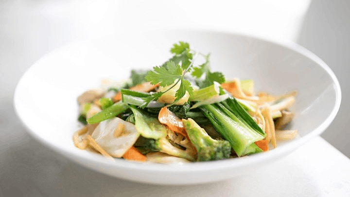 experience thailand, asian vegetable stir-fry