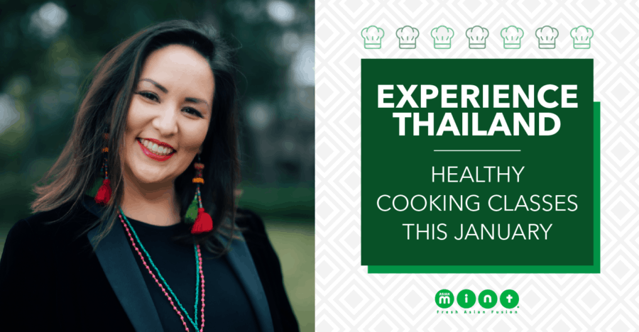 Start 2021 with Chef Nikky's Experience Thailand Healthy Cooking Classes This January