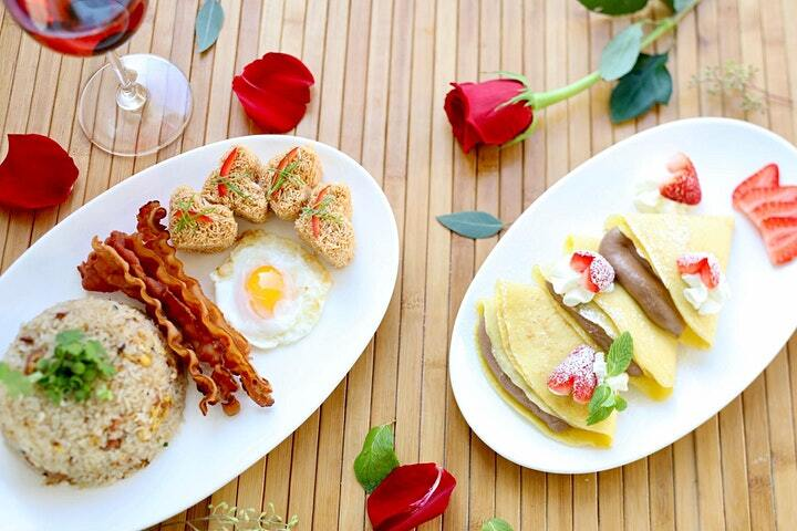 Experience Romance in Thailand with a Valentine's Day Brunch