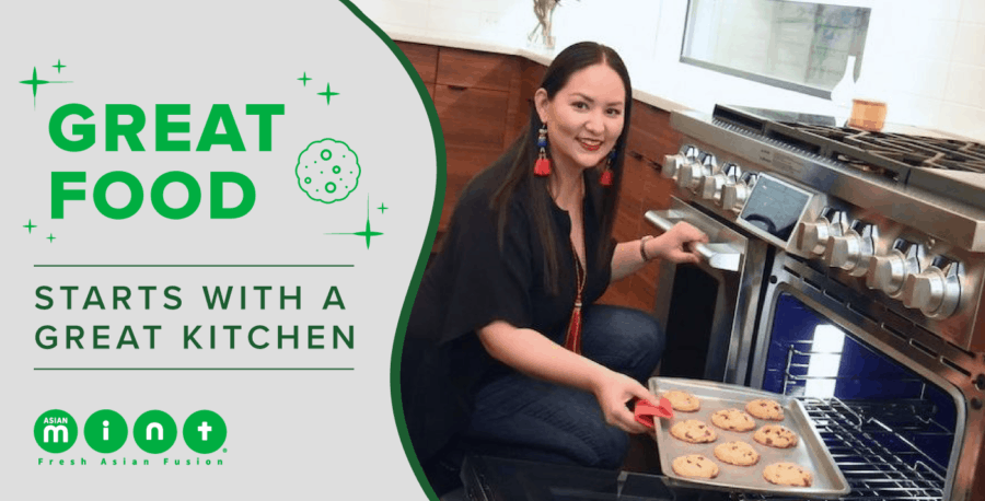Chef Nikky's Home Kitchen Featured in Candy's Dirt