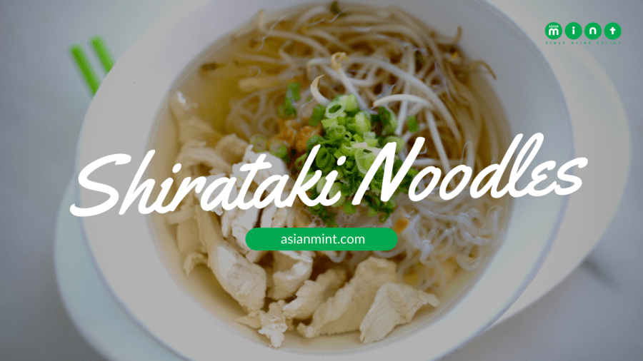 Shirataki Noodles: What's the Deal with Them, Anyway?