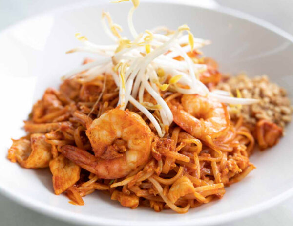 Pad Thai for Cooking with Kids