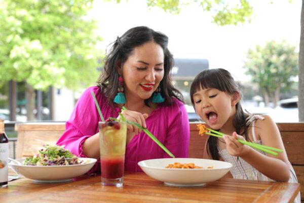 Thai Family Style Dinners
